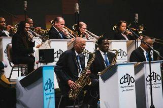 Clayton-Hamilton Jazz Orchestra и Рене Мари